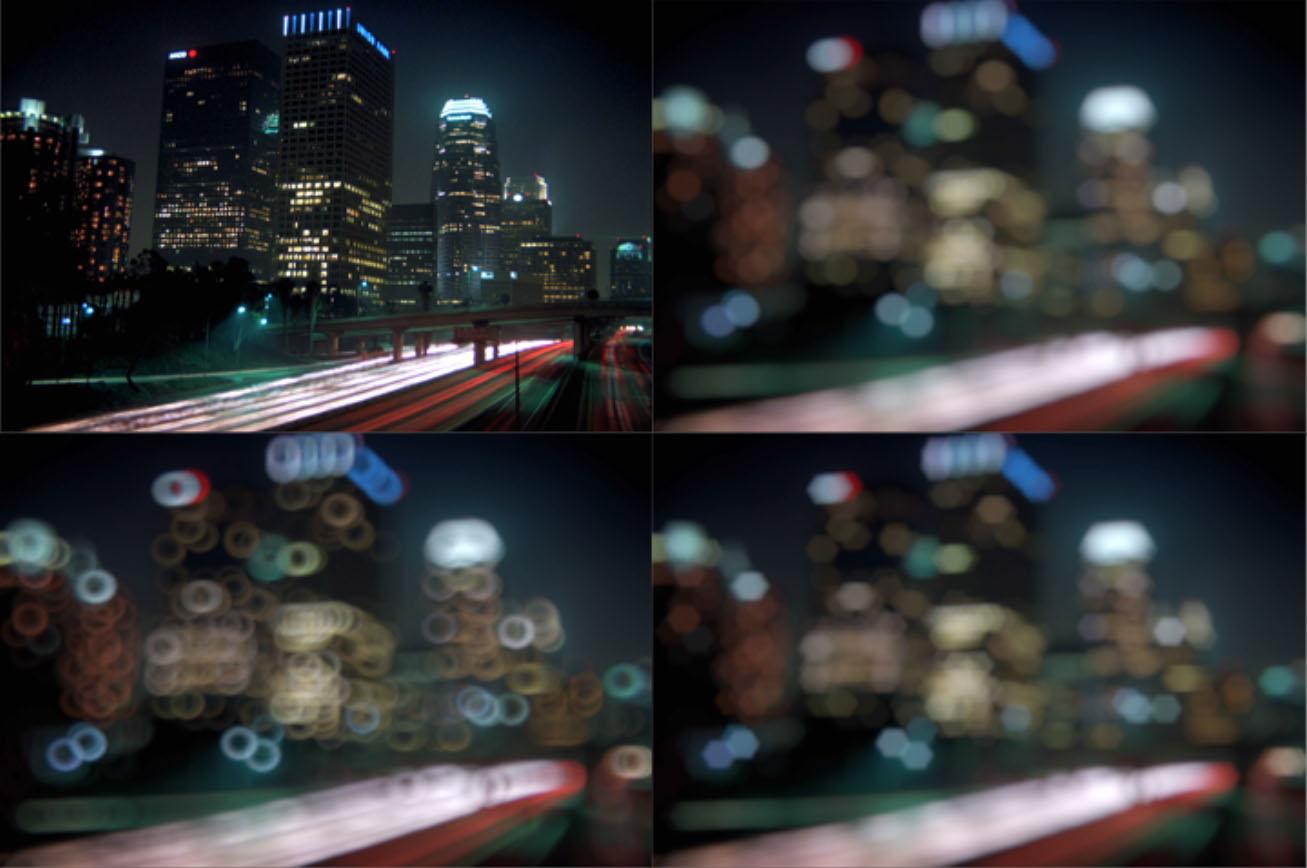 Lens Blur