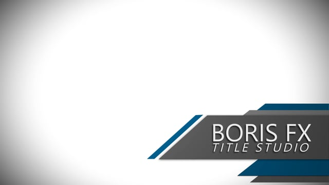 Boris FX | News
