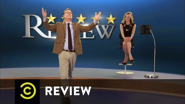 Review Comedy Central