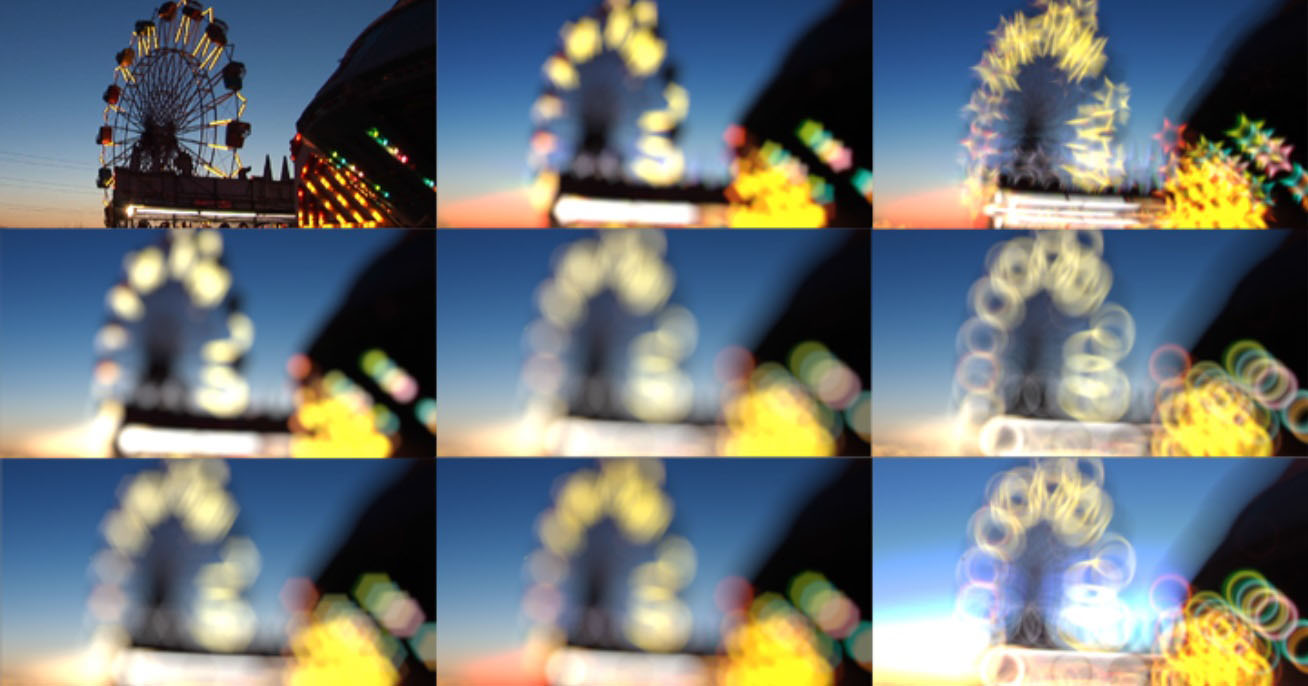 Lens Blur 2