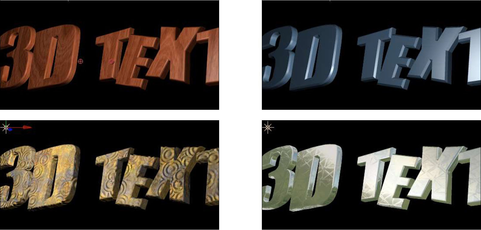 Type on Text 10