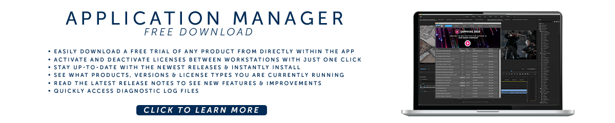 App Manager Product Page