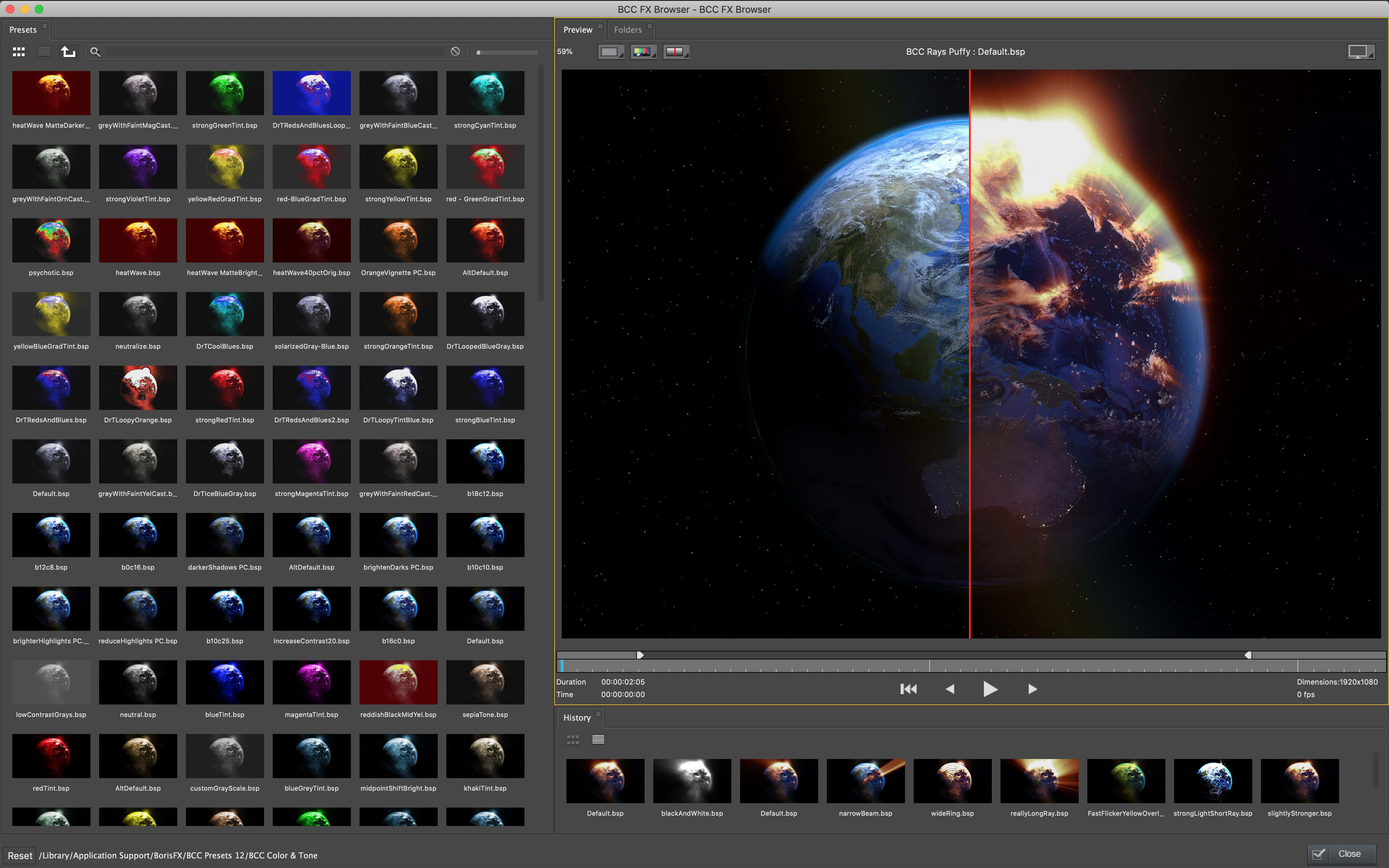 Boris continuum complete 8 for adobe ae prpro buy now