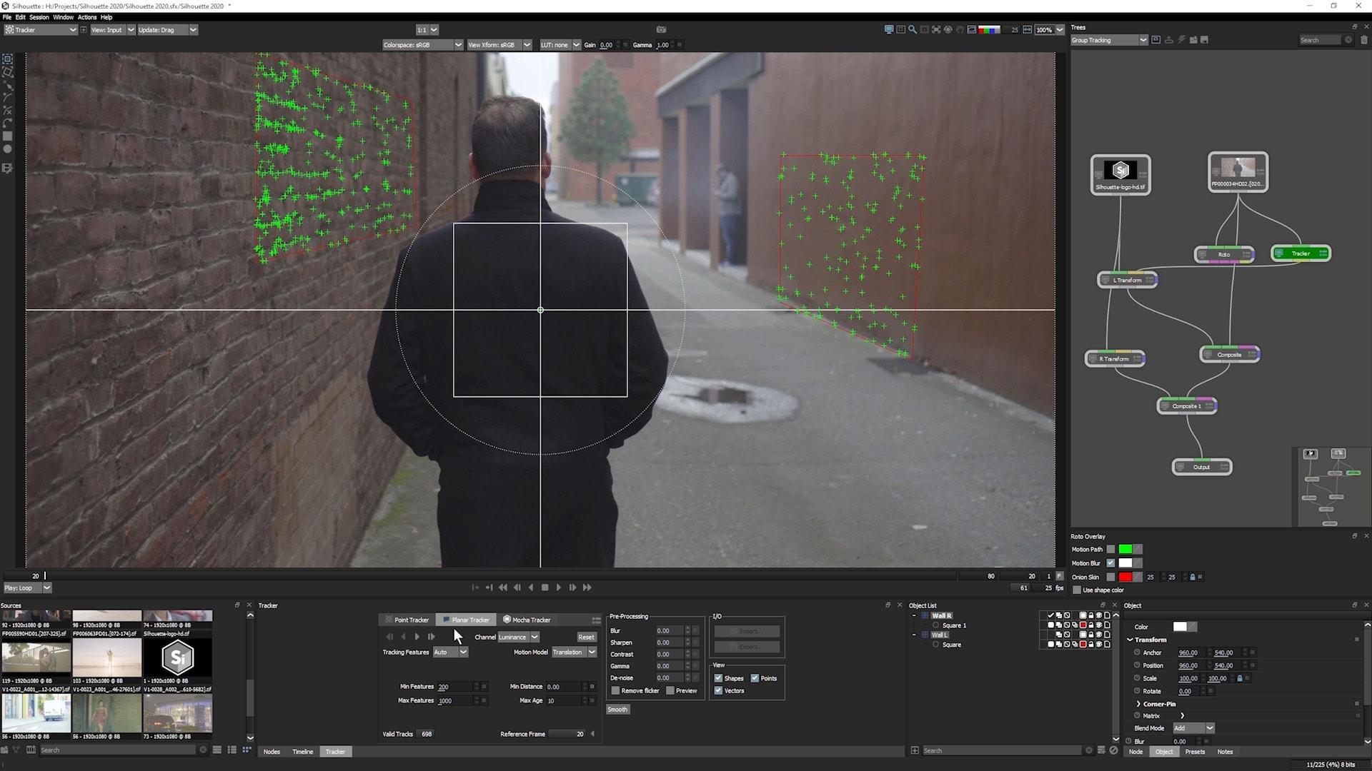 borix FX silhouette-key
