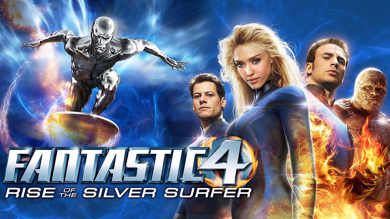 poster for Fantastic 4