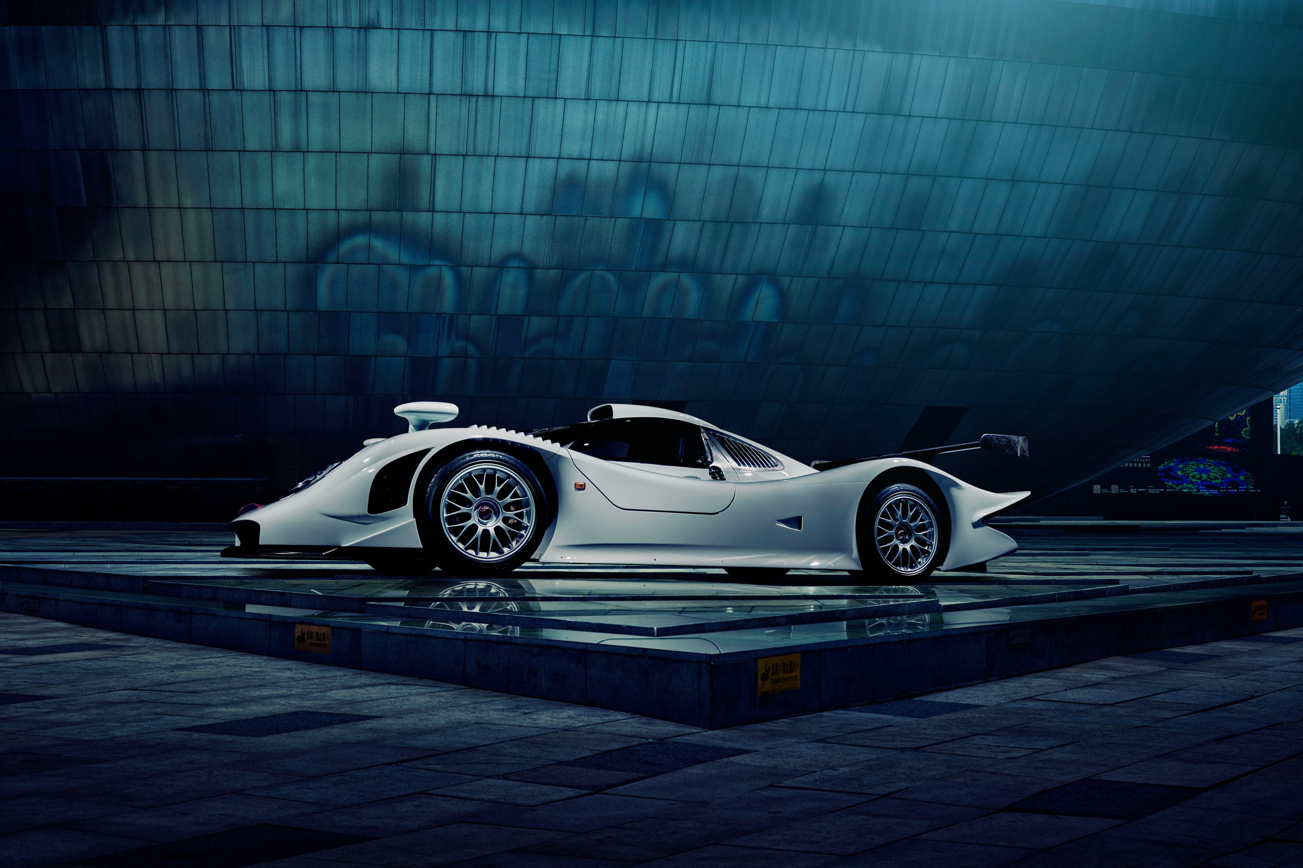 Porsche 911 GT1 by photographer Steffen Jahn
