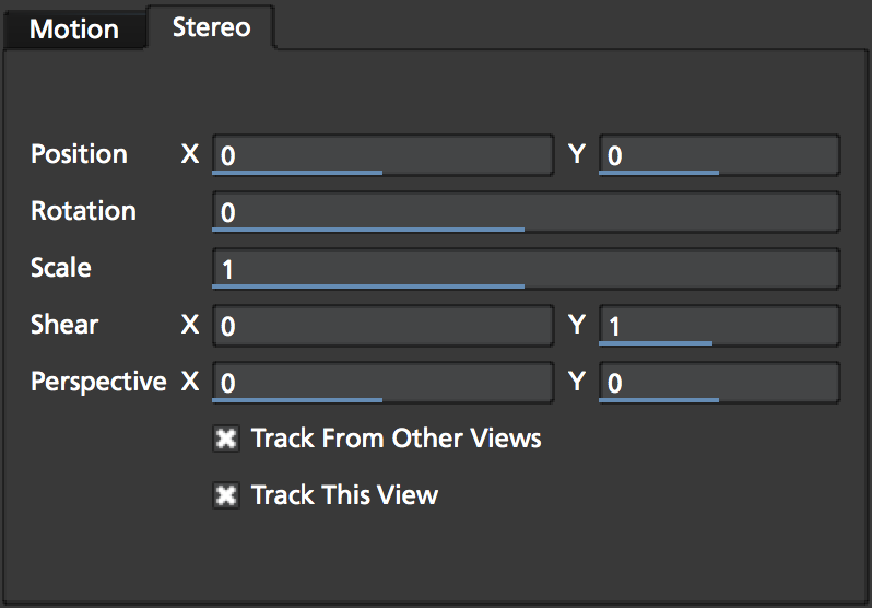 If You Decide Later That Want To Track The Non Hero View Can Do So By Selecting Tracked Then As Normal