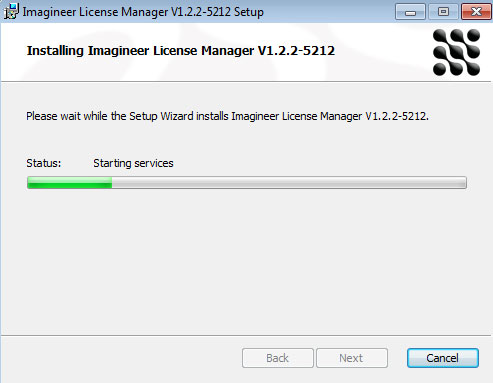 Windows License Manager Installation