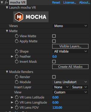 5.6.0 mochavr 360 adobe plugin interface