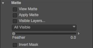 5.0.0 mochapro avid plugin matte section