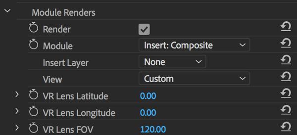mochapro premiere plugin renders section