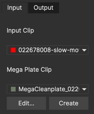 megaplate input