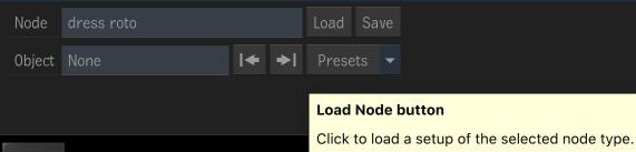 flame load node