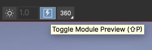 module preview button
