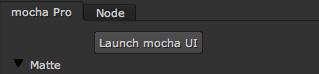 5.0.0 mochapro ofx nuke plugin launch mocha