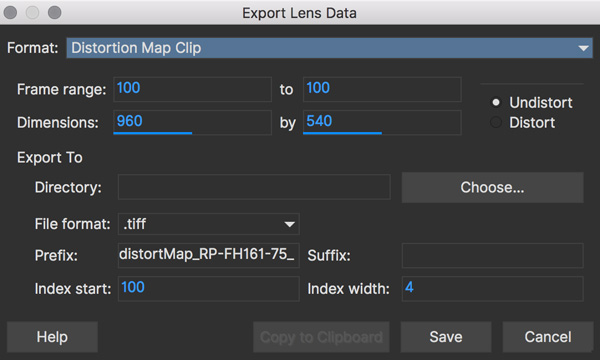 lens distortion map export 01