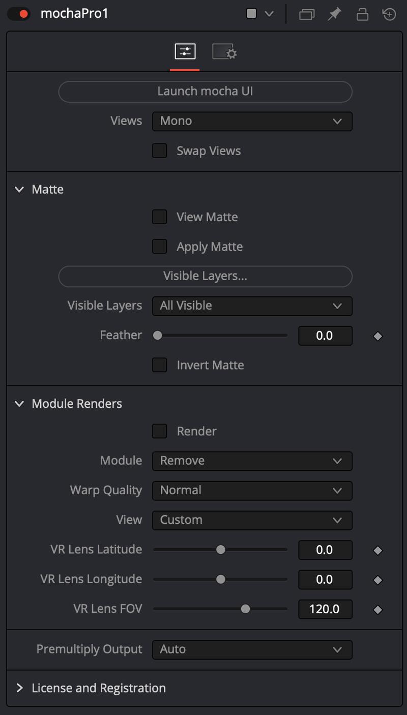 mochapro ofx fusion plugin full interface