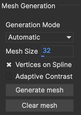 powermesh generation column