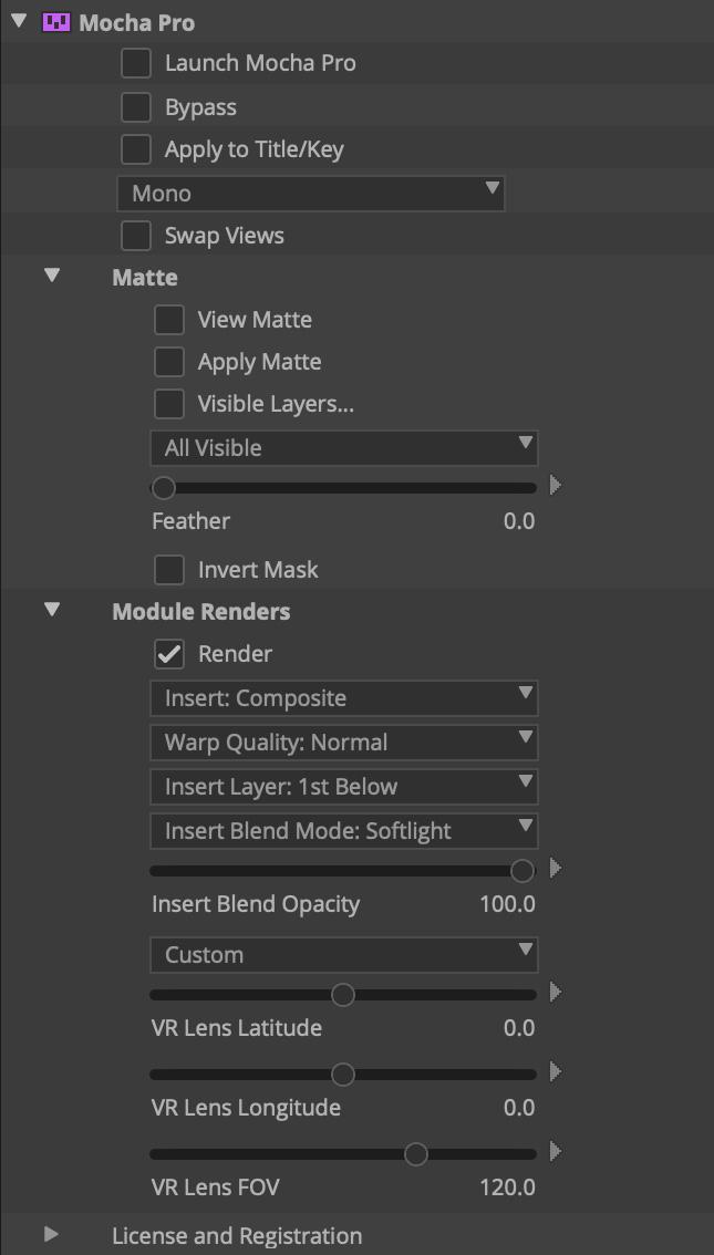 mochapro avid plugin full interface