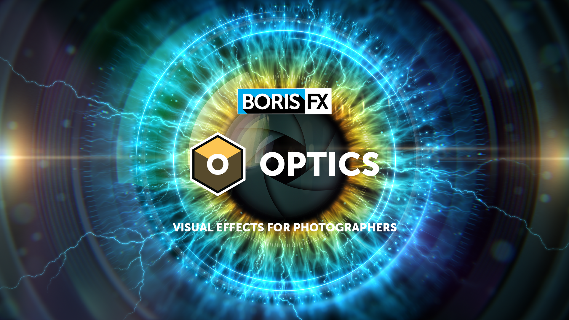 Optics hero image