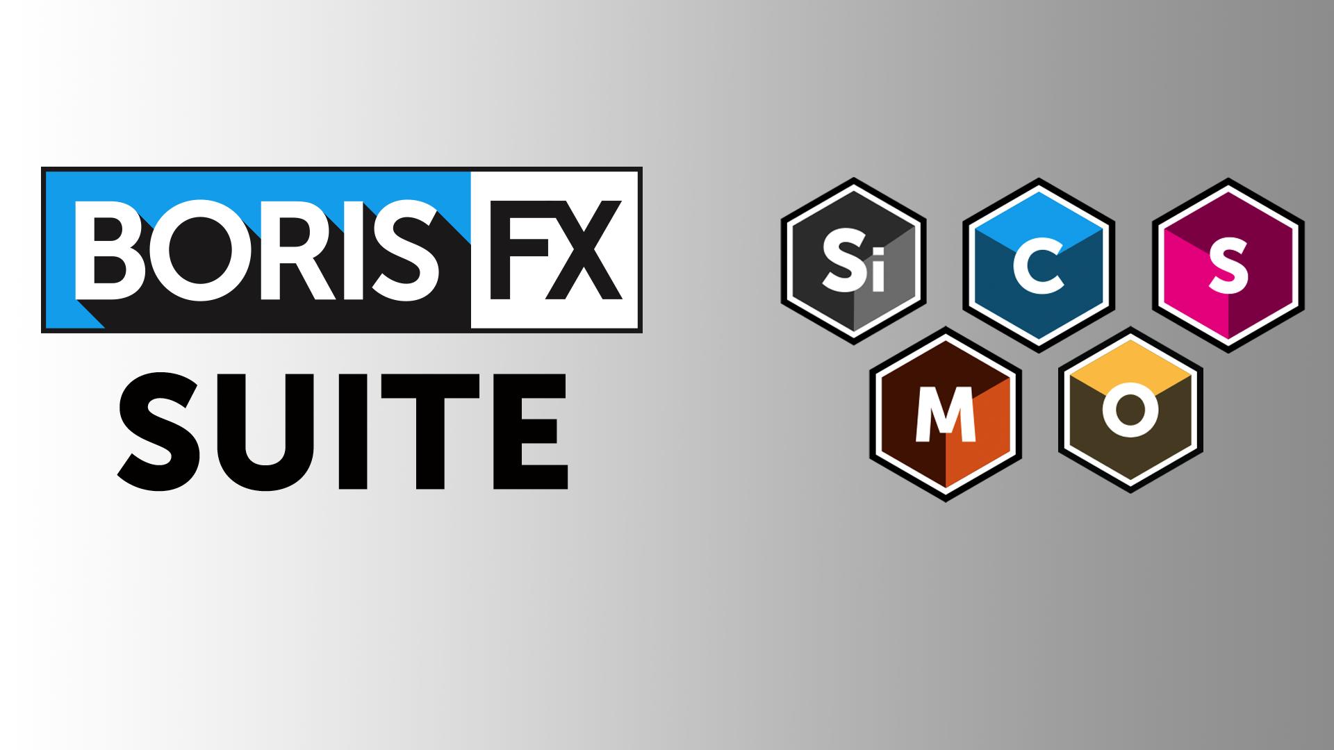 New Boris FX Suite subscription plan
