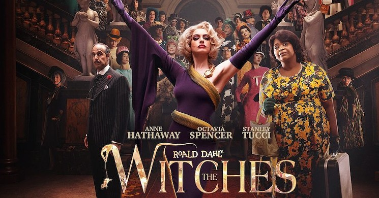 movie poster from The Witches