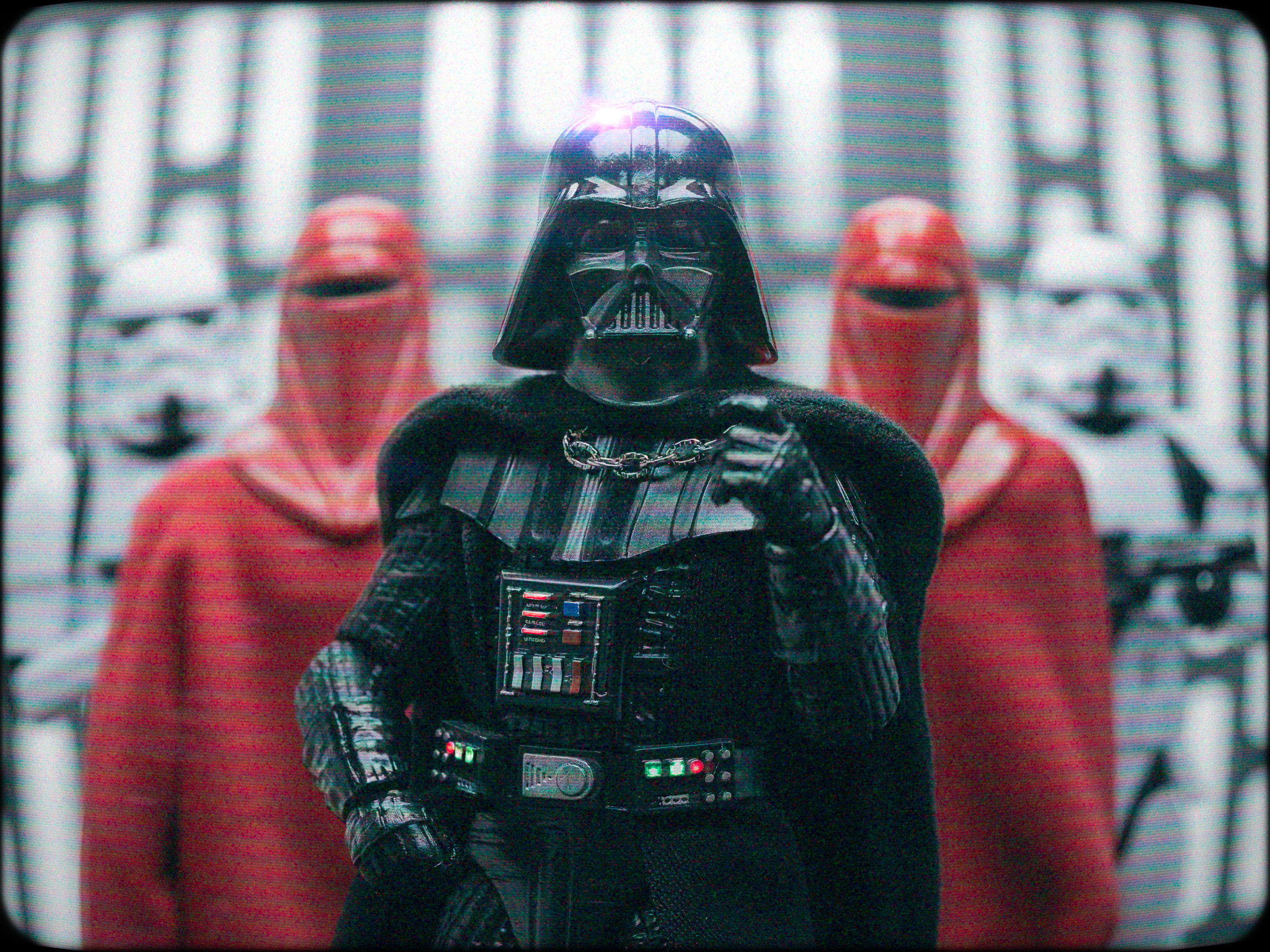 Darth Vader toy