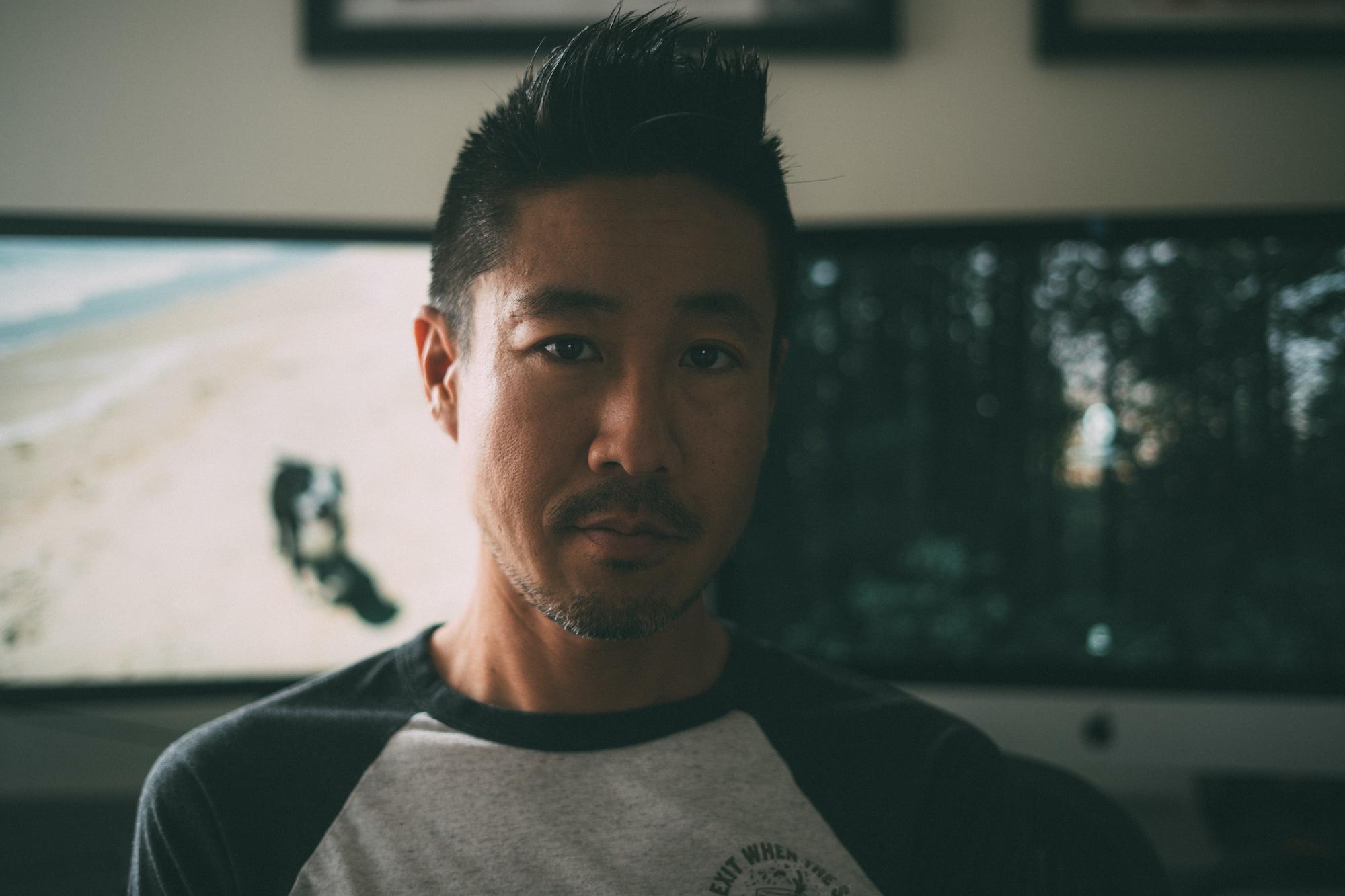 Takashi Takeoka headshot