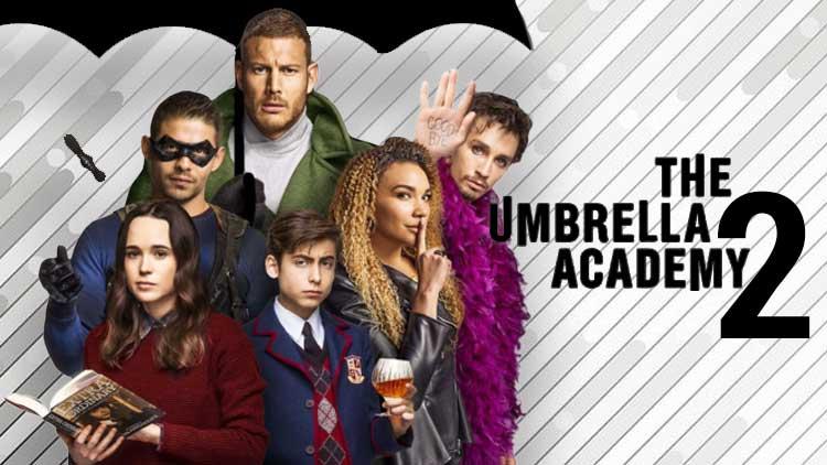 The Umbrella Academy hero image