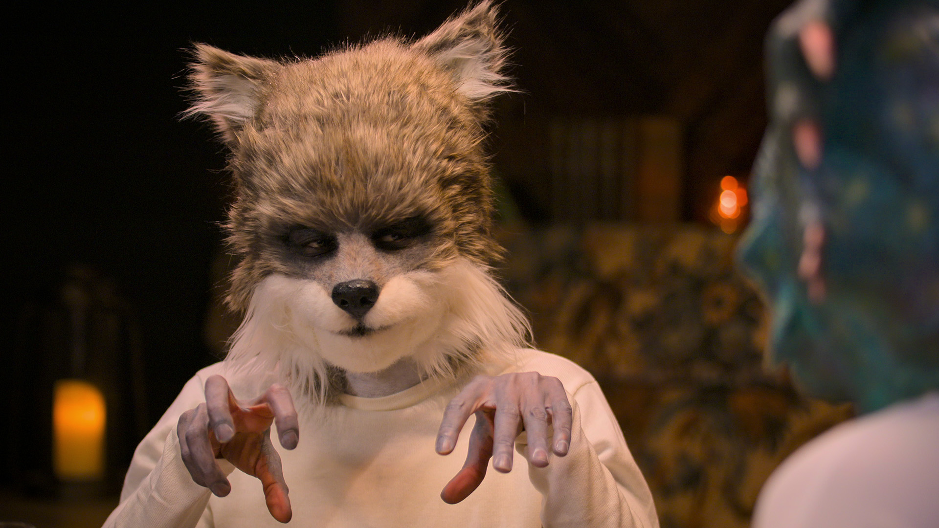 contestant dressed as a fox, Sexy Beasts