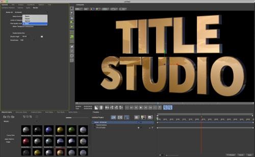 Boris FX   Title Studio (v12 launch)