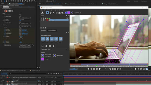 Best Features of Mocha Pro v5.6.0 with Plugins