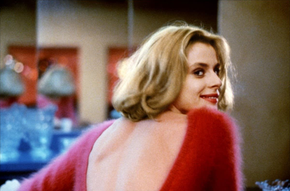 still from film Paris, Texas