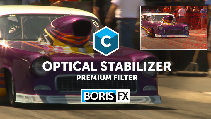 Continuum Optical Stabilizer banner image (car motion)