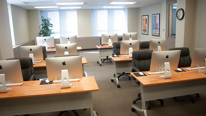 Image of FMC training room