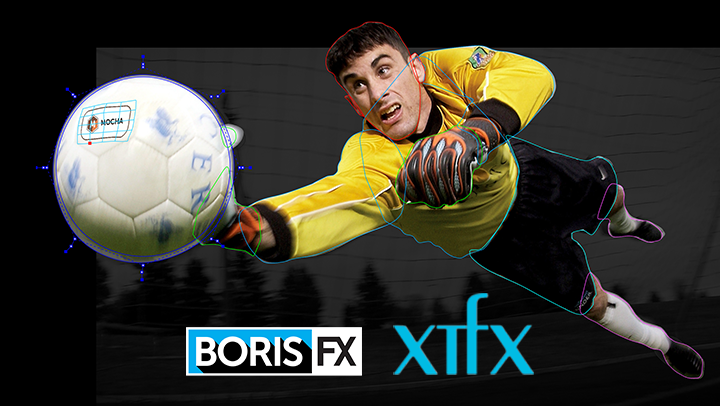 Event banner for Boris FX in London