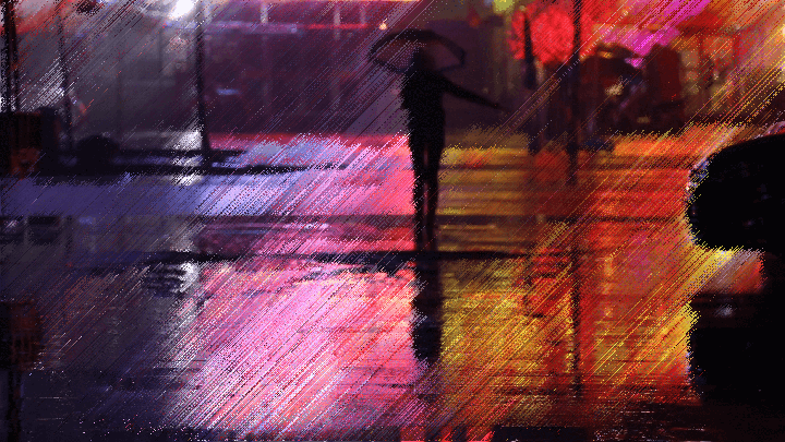 Sapphire 2019: PixelSort effect image