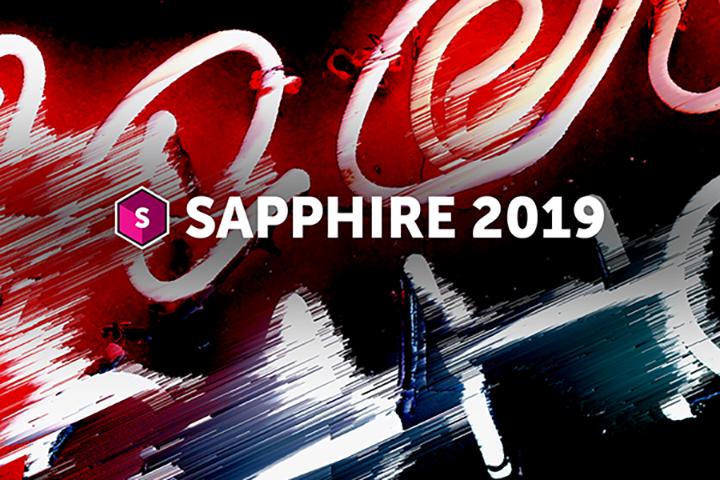 Sapphire 2019 banner image