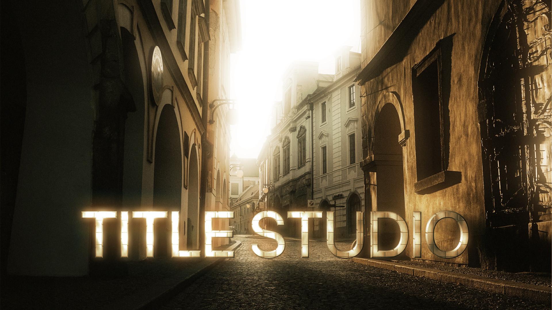 Title Studio image
