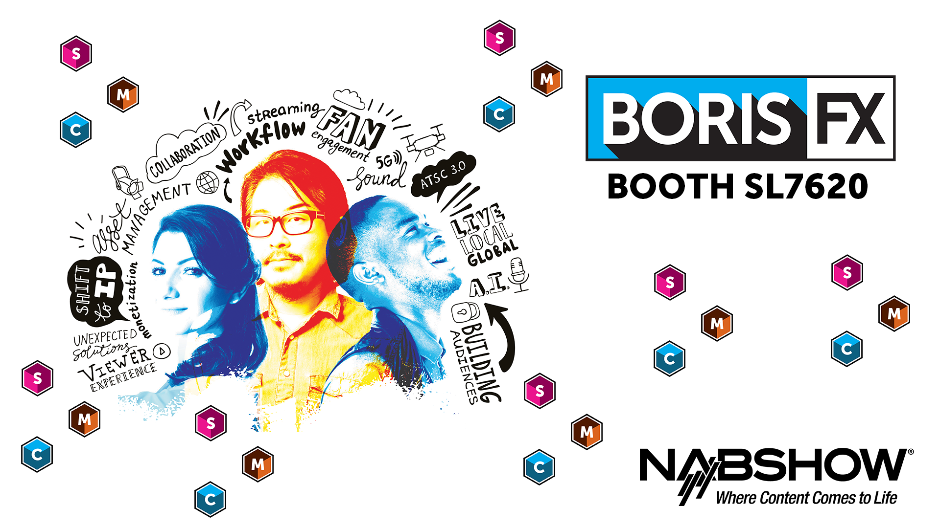Boris FX NAB banner