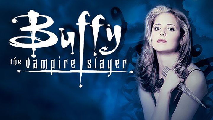 Buffy the Vampire Slayer promo image