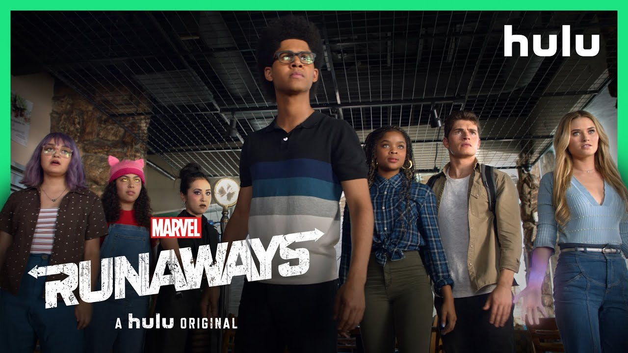 press image from Marvel's Runaways