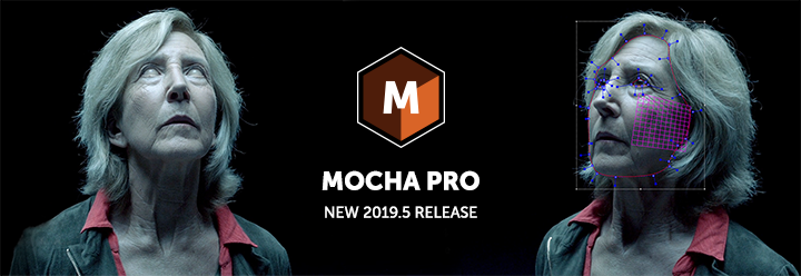 New 2019.5 release of Mocha Pro planar tracking