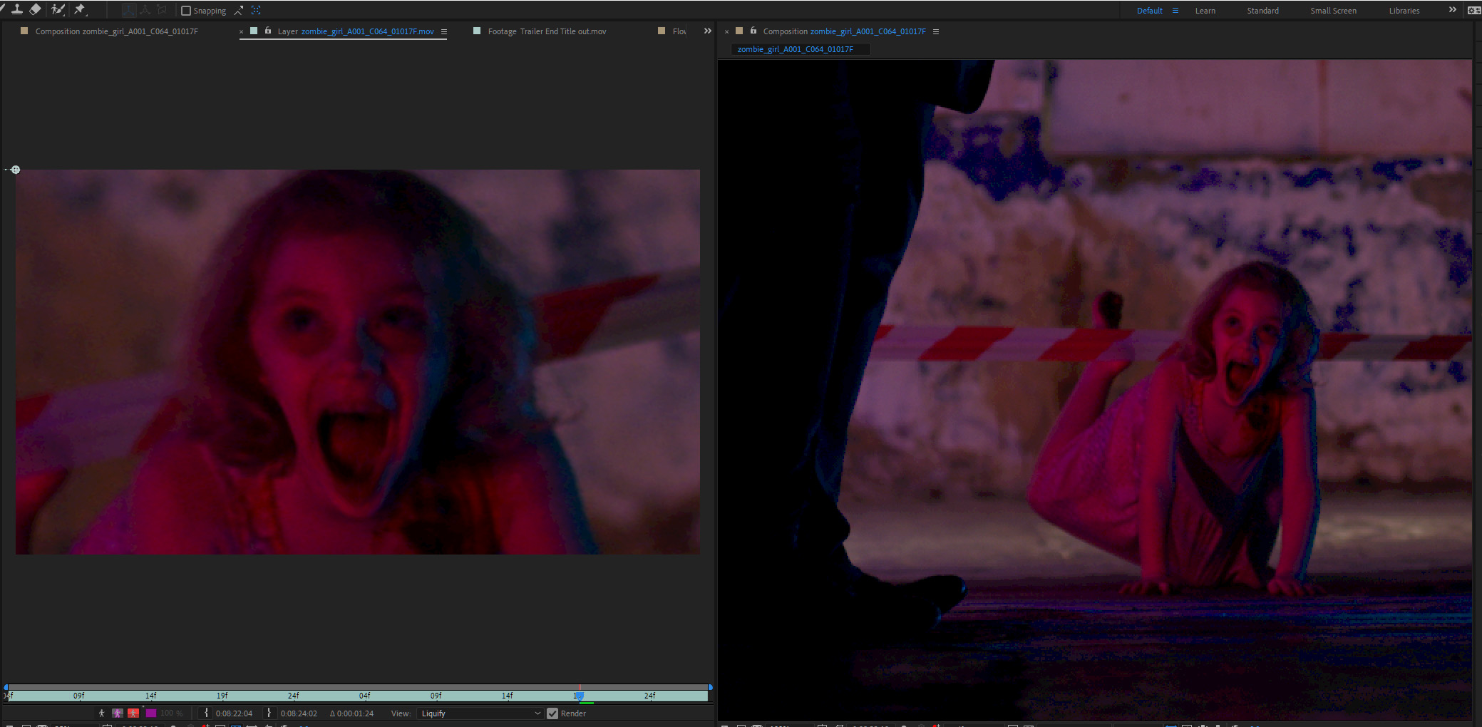 Fcpx Blood Effects