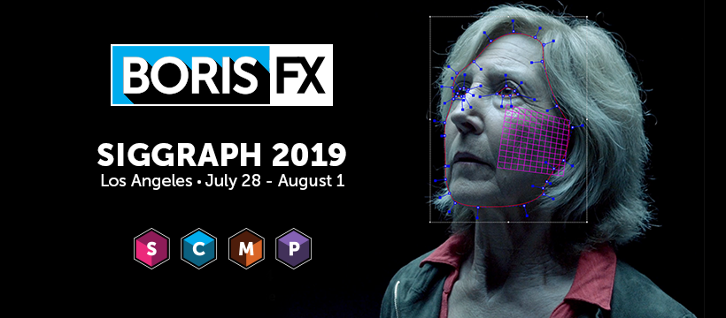 See Boris FX at SIGGRAPH in LA