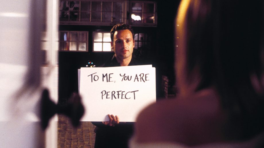 Still from film Love, Actually