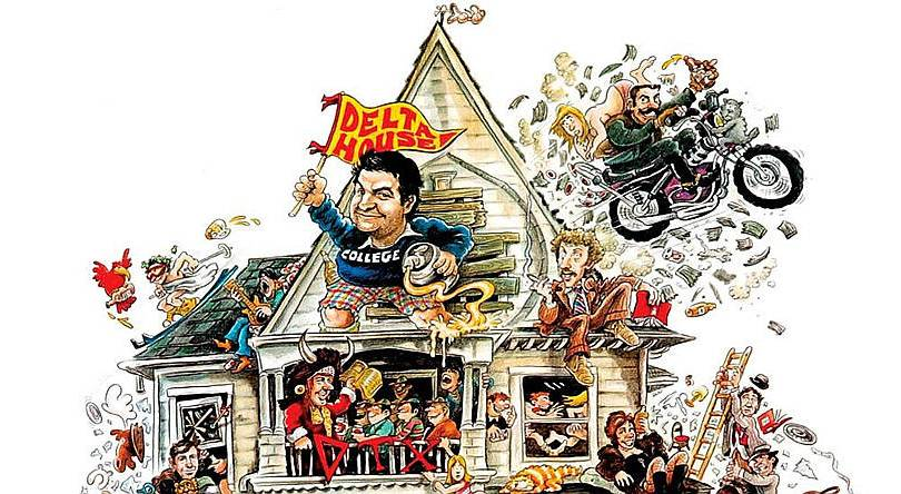 Animal House illustration