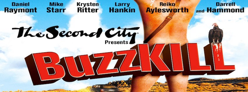 poster image from Buzzkill