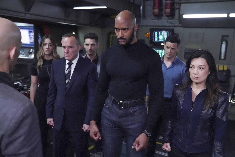 Marvel's Agents of S.H.I.E.L.D., courtest of ABC